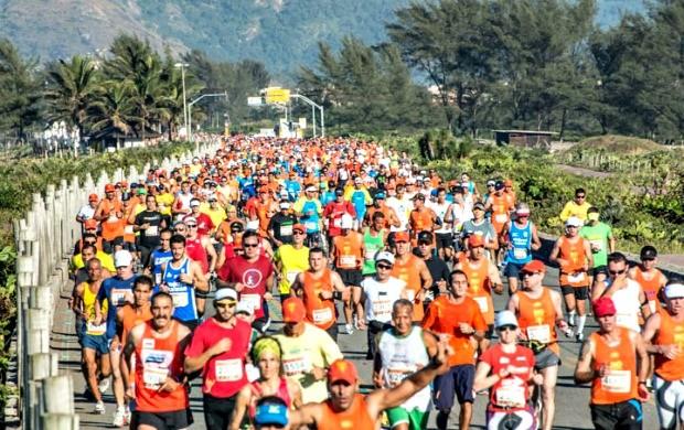 Maratona do Rio (Foto: Thiago Diz/Divulgação)