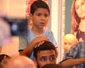 Adversário no sábado, zagueiro do Bugre 'tieta' Neymar antes de duelo