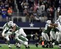 Jets fazem 10 a 3 no quarto quarto e derrotam Cowboys por 19 a 16 no fim