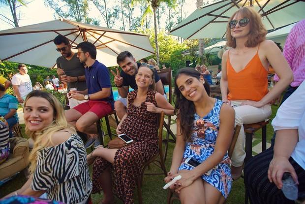Aniversário da Tania Mara (Foto: Divulgação)