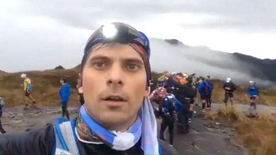 Primeira ultramaratona dos Perdidos é interrompida por condições arriscadas