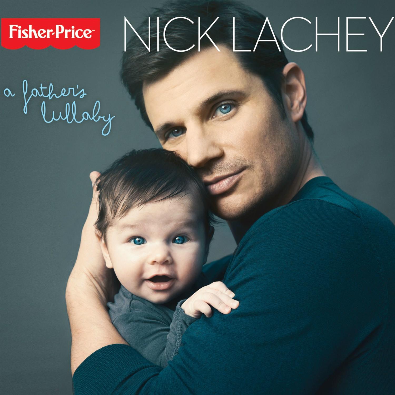 O filho do cantor Nick Lachey, Camden, só tem 1 aninho de vida, mas o pai já gravou um álbum inteiro só de canções de ninar para o garoto. (Foto: Divulgação)
