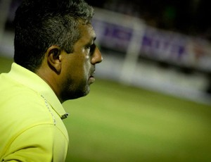 Gilberto Pereira lamenta resultado (Foto: Fillipe Araújo/Divulgação-ADC)