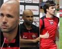 Quatro jogadores 'puxam a fila' da lista de dispensas do Atlético-GO