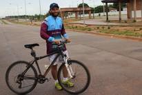 Atleta perde 24kg e quer correr a próxima São Silvestre (Daniele Lira)