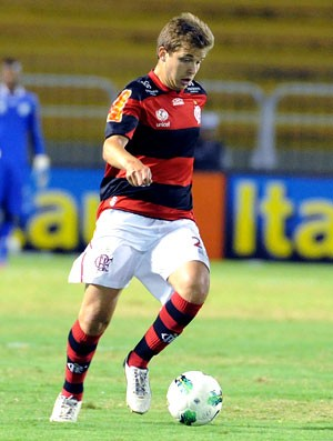 Thomás Flamengo (Foto: Alexandre Vidal / Fla imagem)