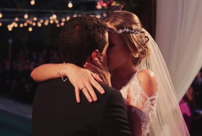 Mineirinho casamento (Foto: Reprodução)