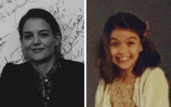 A atriz Katie Holmes e a filha Suri Holmes (Foto: Instagram)