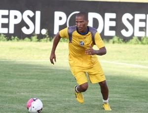 João Marcos, volante do Ceará (Foto: Divulgação / CearaSC.com)