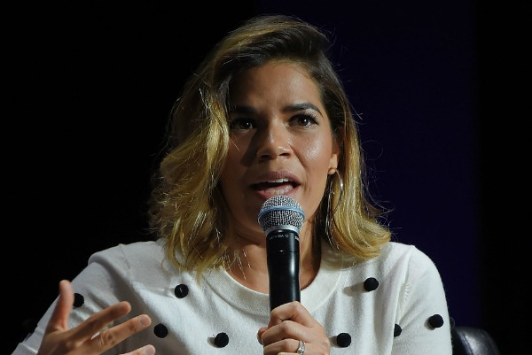 A atriz America Ferrera (Foto: Getty Images)