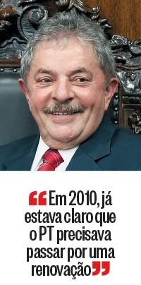 """""""Em 2010, já estava claro que o PT precisava passar por uma renovação"""" (Foto: Pedro Ladeira/Folhapress)"""