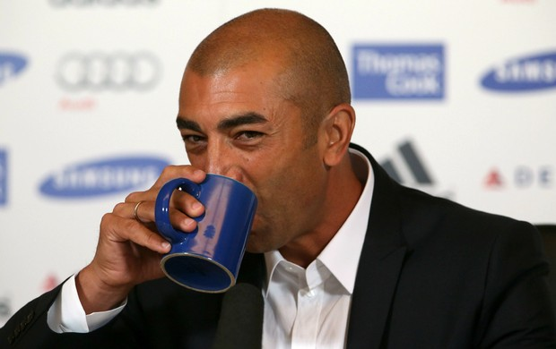 Roberto Di Matteo técnico Chelsea (Foto: Getty Images)