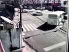 Policial morre após acidente na capital (Reprodução/Rede Amazônica Acre)