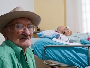 Casal completa 80 anos em Piracicaba 2 (Foto: Laila Braghero/G1)