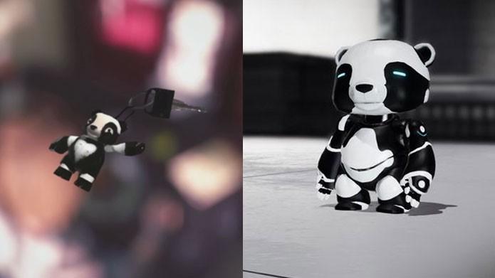 O chaveiro de Chloe é uma referência à Jax the Panda de Remember Me (Foto: Reprodução/Life is Strange Wikia)