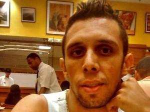 Felipe de Aguiar Dantas, de 34 anos, desapareceu no último sábado (Foto: Divulgação/Arquivo Pessoal)