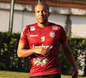 Gabriel Santos zagueiro Tupi-MG (Foto: Bruno Ribeiro)