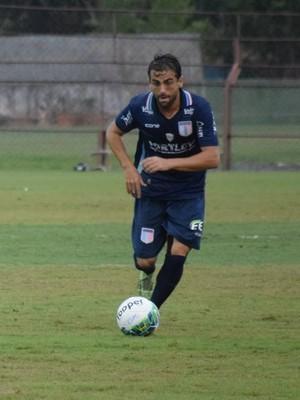 Rafael Serrano, lateral-esquerdo do Espírito Santo (Foto: João Brito/Espírito Santo FC)