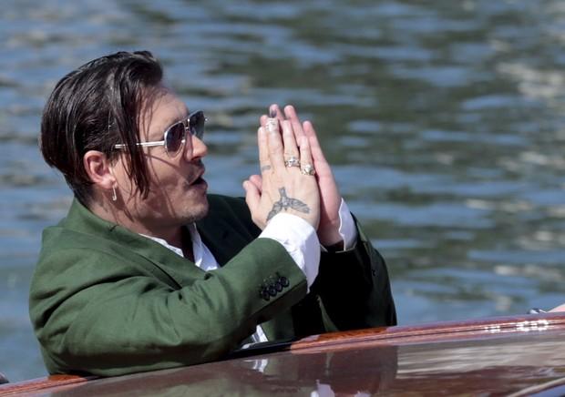 Johnny Depp (Foto: Reuters)