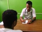 Médico que se formou vendendo bombons dá dicas para o Enem