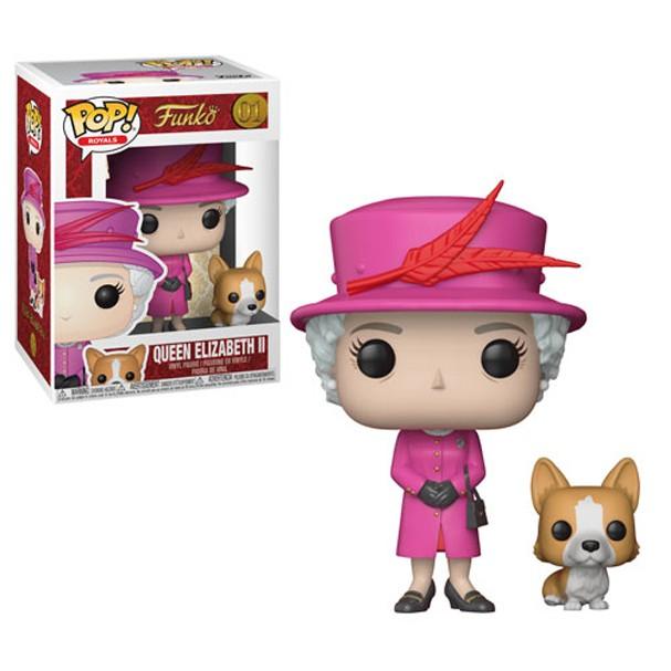 Família Real Britânica vai virar coleção de bonecos Funko (Foto: Divulgação)