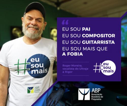 Roger na campanha da ABP