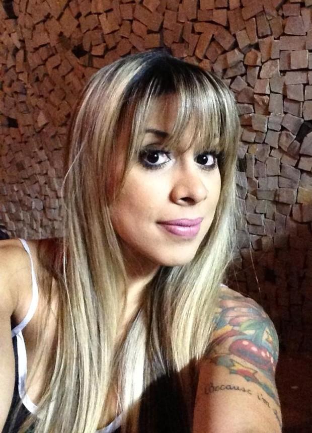 BBB 14 - Vanessa Mesquita (Foto: Facebook/Reprodução)