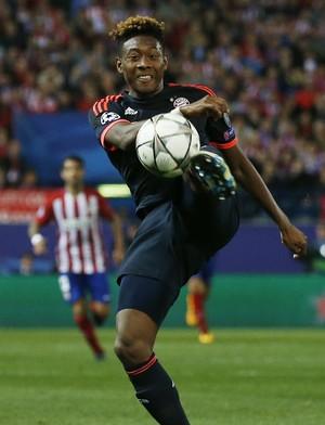 Alaba Bayern de Munique (Foto: Reuters)