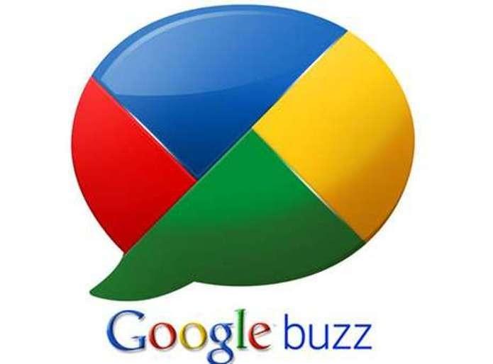 Google Buzz foi encerrado depois de um pouco mais de 1 ano que foi lançado (Foto: Divulgação)