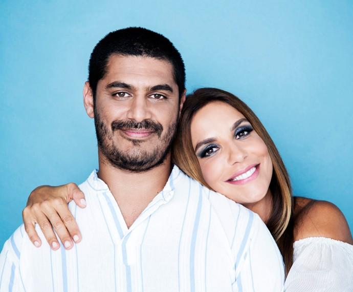 Ivete e Criolo lançam o álbum de estúdio com doze músicas de Tim Maia (Foto: Leo Aversa/Divulgação)