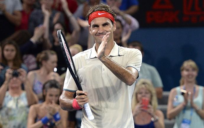 Federer tênis (Foto: Getty Images)