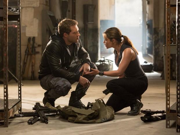 'Exterminador do Futuro: Gênesis' tem  Arnold Schwarzenegger e Emilia Clarke no elenco (Foto: Divulgação/Paramount)