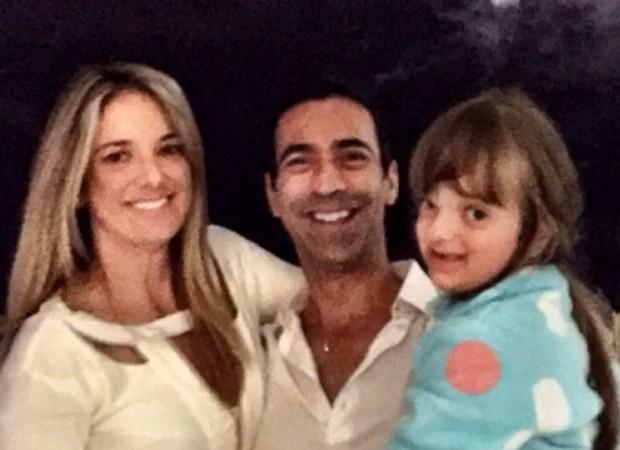 Ticiane Pinheiro, César Tralli e Rafa Justus (Foto: Reprodução/Instagram)