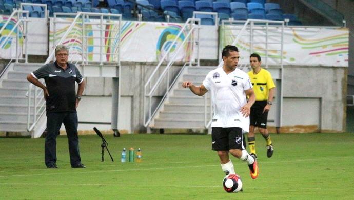 ABC - Levy, lateral-direito (Foto: Andrei Torres/ABC FC/Divulgação)