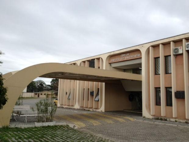Igreja Batista de Curitiba (Foto: Adriana Justi/G1)