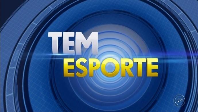 Tem Esporte (Foto: Reprodução / TV TEM)