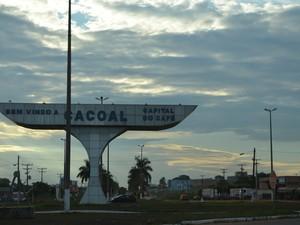 Céu deve ter sol com poucas nuvens na região de Cacoal nesta sexta-feira, 17 (Foto: Rogério Silva)