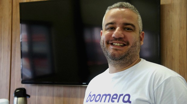 """Guilherme Brammer, da Boomera: """"grande salto de faturamento"""" é meta da empresa (Foto: Divulgação)"""