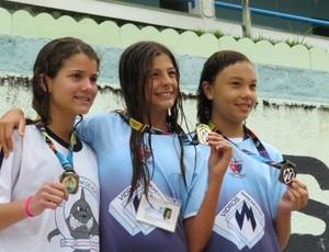 Jesuítas final Copa MG Natação 2 (Foto: Júlio Rocha / Divulgação)