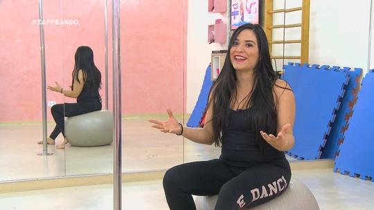 Baú do 'Zapp': Vivian Alencar fala de sua passagem pelo programa