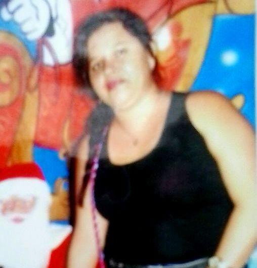 Mulher foi morta na frente da filha de 10 anos (Foto: Arquivo pessoal)