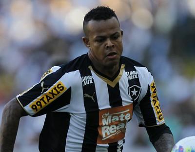 Bill, Botafogo x Vasco - final do Carioca (Foto: Vitor Silva / SSPress)