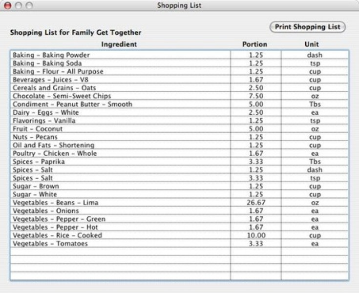 Fabuloso Meal Planning | Download | TechTudo ZX04