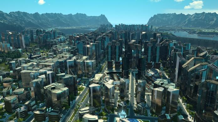 Anno 2205 (Foto: Divulgação/Ubisoft)