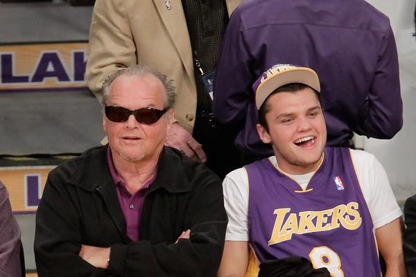 Jack e Raymond Nicholson (Foto: Getty Images)