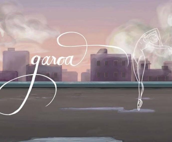 Mistura com Curtas estreia com a animação 'Garoa' (Foto: Divulgação)