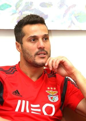 Julio Cesar Benfica de Portugal (Foto: Isabel Cutileiro / SL Benfica)