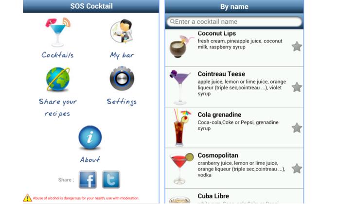 Aprenda a fazer drinks com o SOS Cocktail (Reprodução/Carol Danelli)