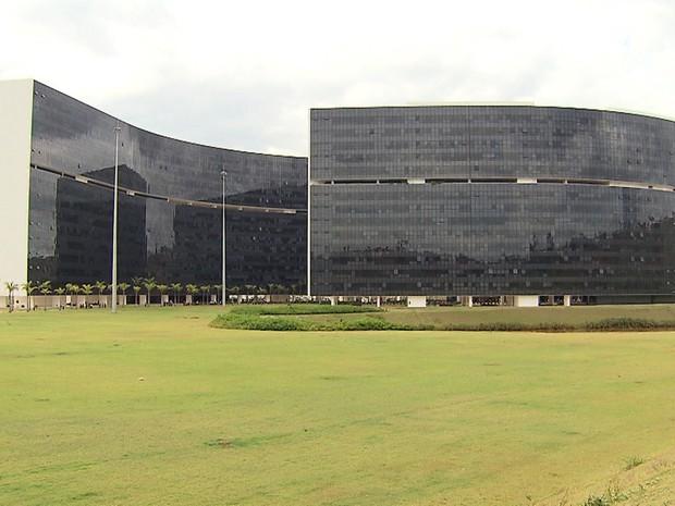 Em 2010, o governo de Minas ganhou nova sede projetada pelo arquiteto (Foto: Reprodução/TV Globo)