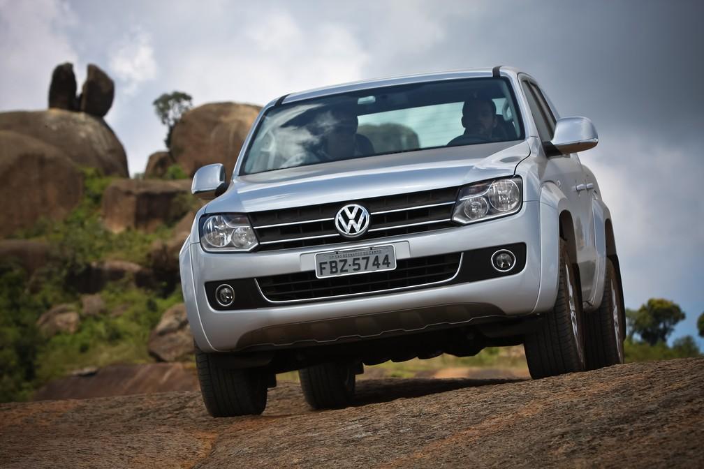 Volkswagen Amarok (Foto: Divulgação)